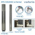 VADANIA VA2576 drawer slides